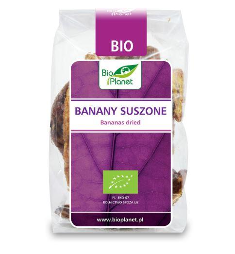 BANANY SUSZONE 150 g