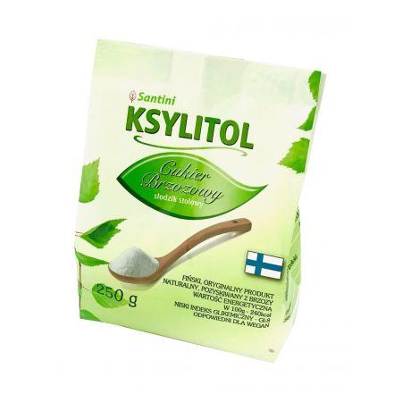 KSYLITOL 250G Z FINLANDII - SANTINI