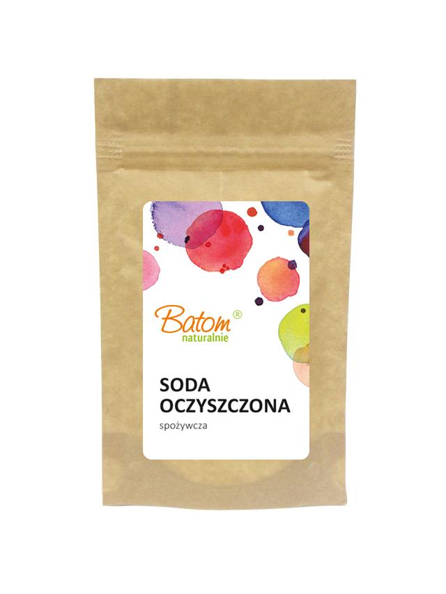 SODA OCZYSZCZONA 100 g -  BATOM