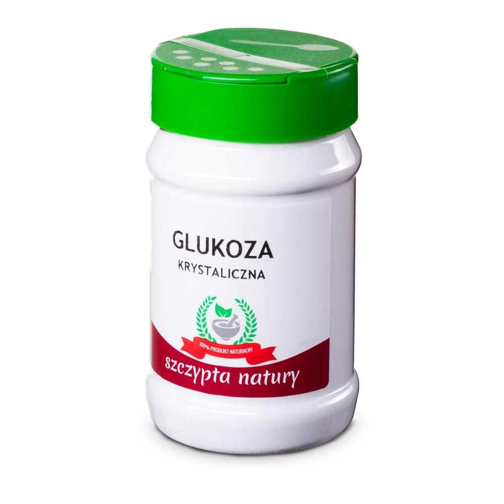 GLUKOZA KRYSTALICZNA 200 G