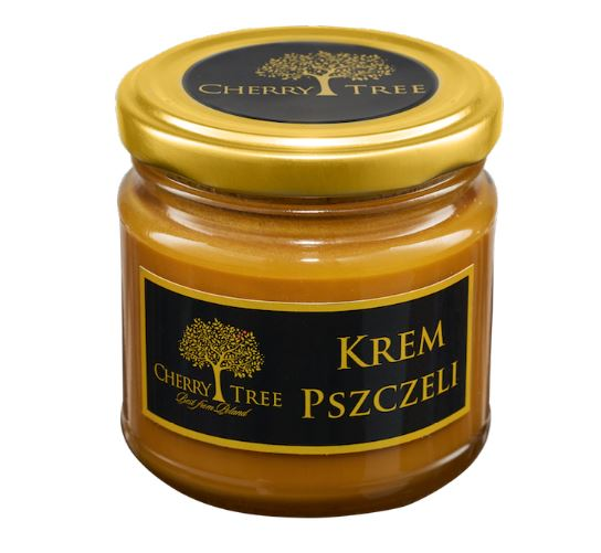 KREM PSZCZELI 230 G CHERRY TREE