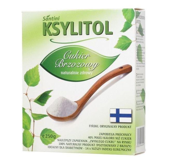 KSYLITOL 250G - SANTINI (FINLANDIA)